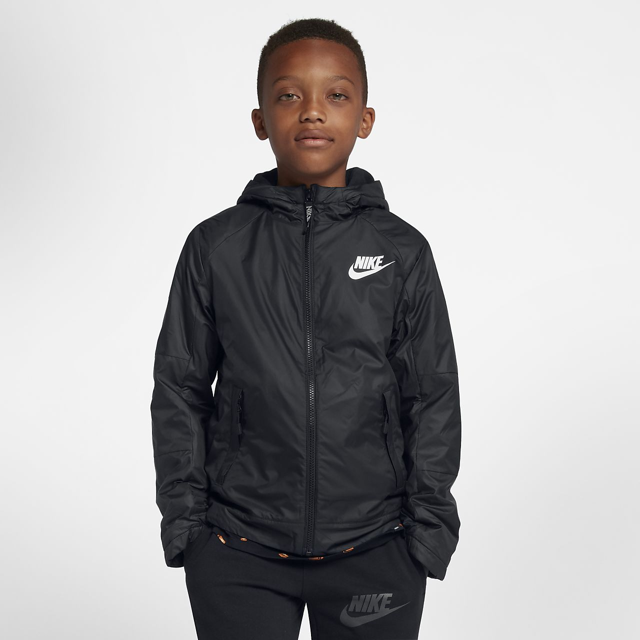 5d3288fb5 Nike Sportswear Older Kids  Jacket. Nike.com GB