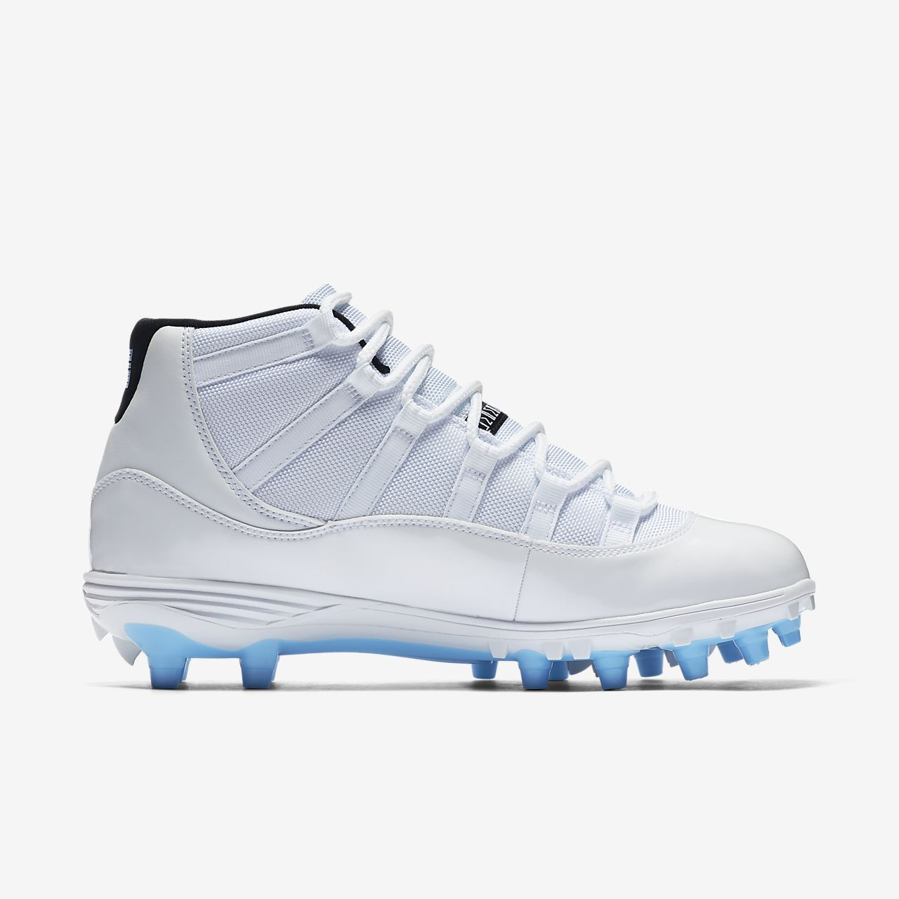 d8686ae8fc743a Jordan XI Retro TD Men s Football Cleat. Nike.com