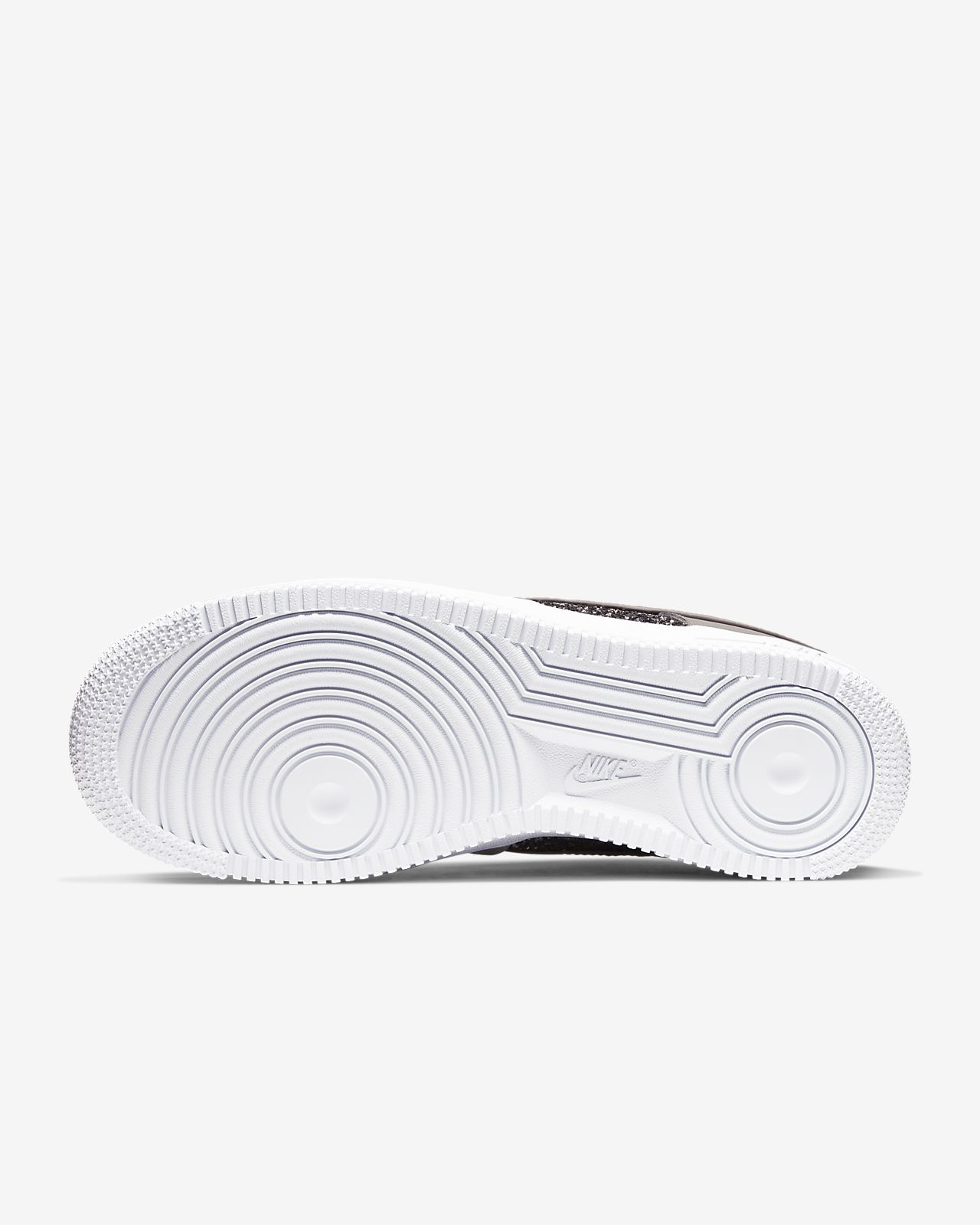 Zapatillas casual de mujer Air Force 1 Low Glitter Nike