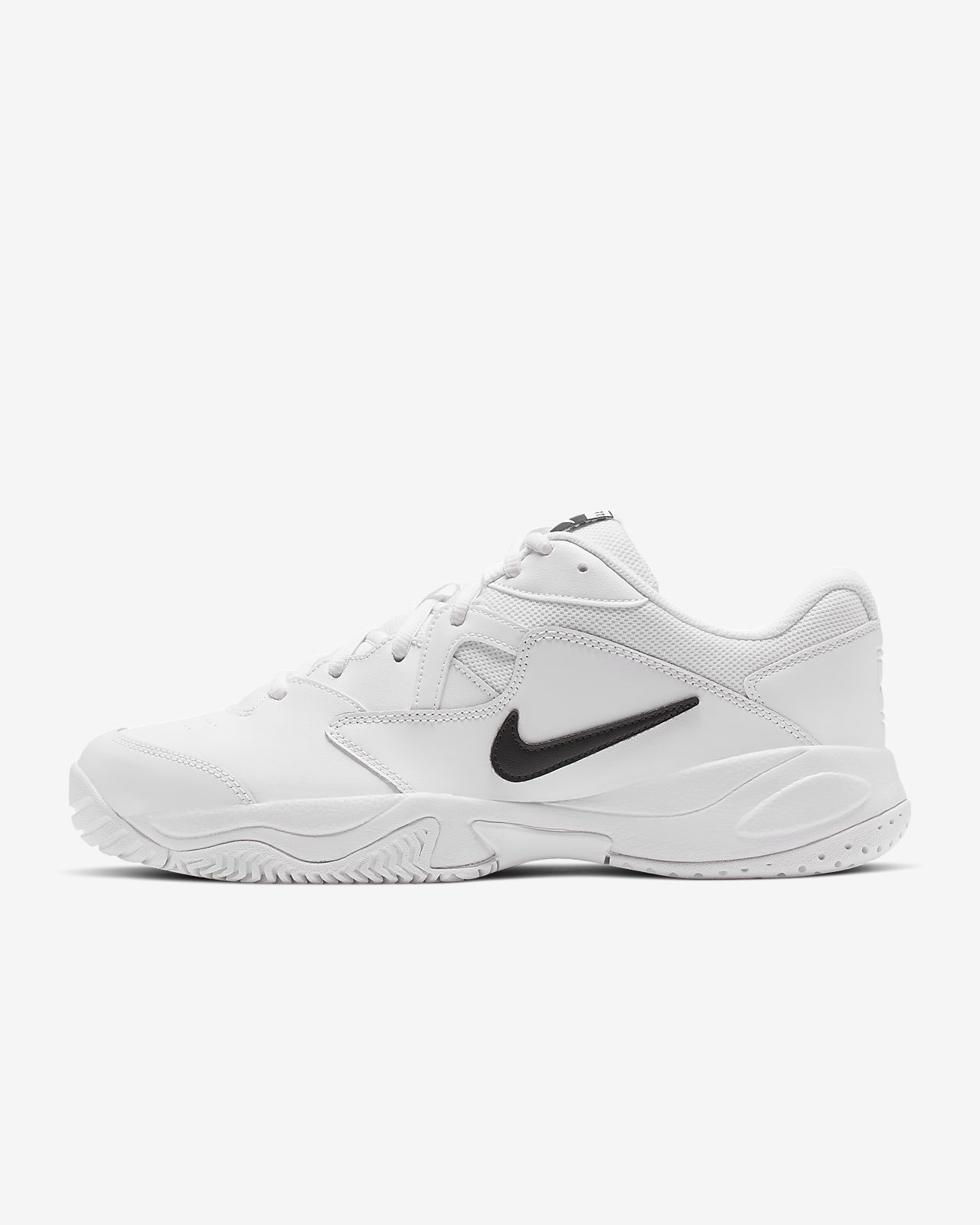 NikeCourt Lite 2 Sert Kort Erkek Tenis Ayakkabısı