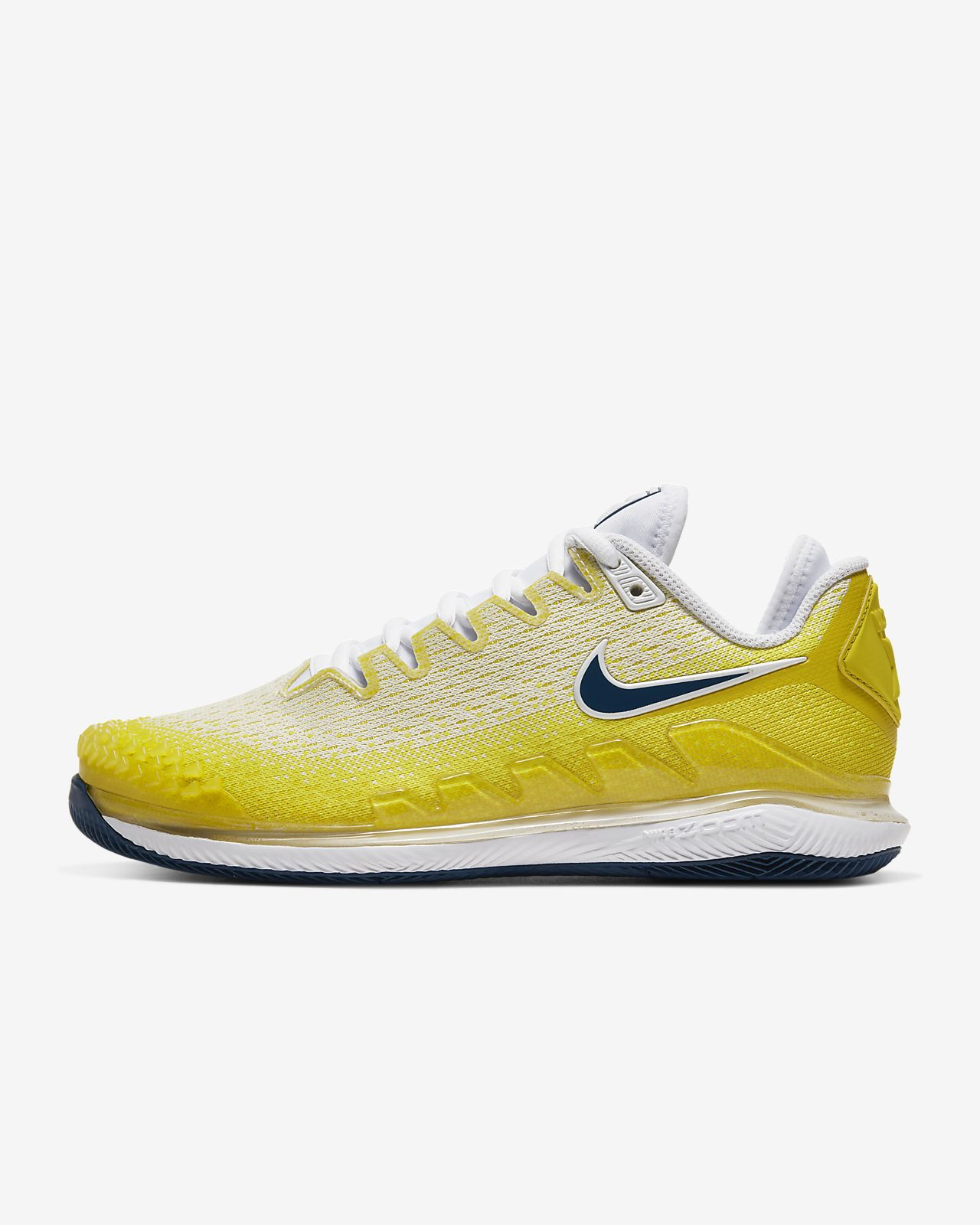 Scarpa da tennis per campi in cemento NikeCourt Air Zoom Vapor X Knit - Donna