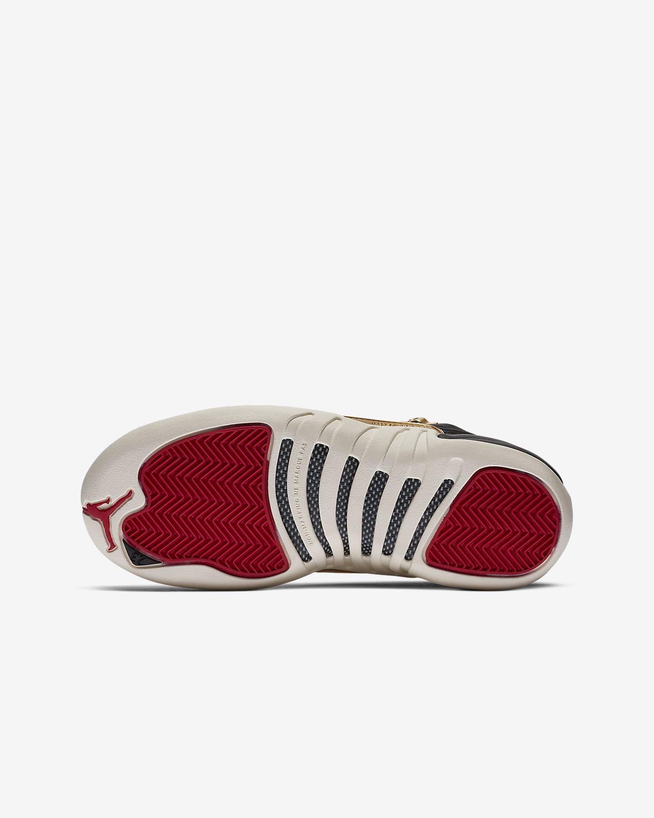 997d654fa0be82 Air Jordan 12 Retro CNY Big Kids  Shoe. Nike.com