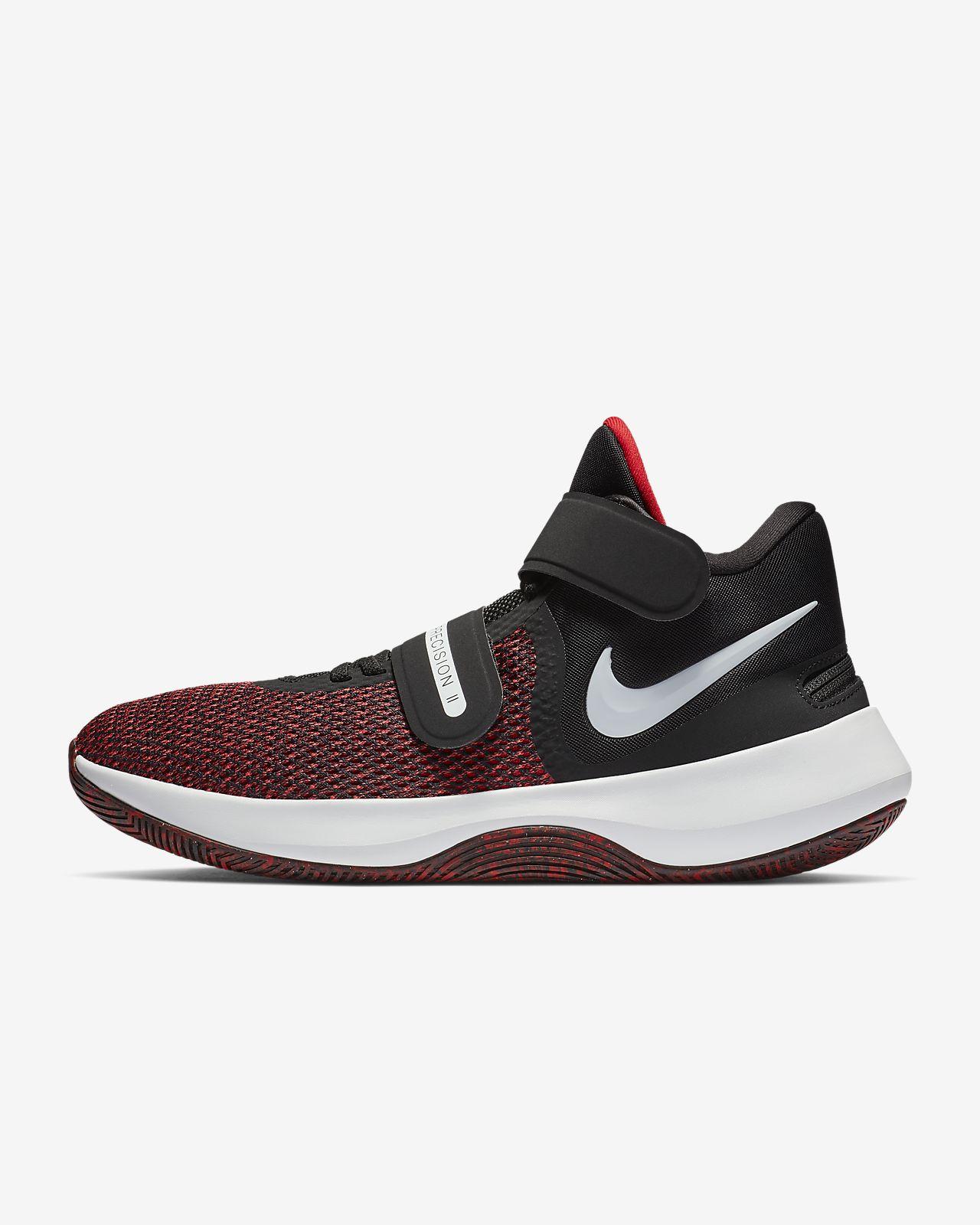 Men's Basketball Shoe. Nike Air Precision II FlyEase