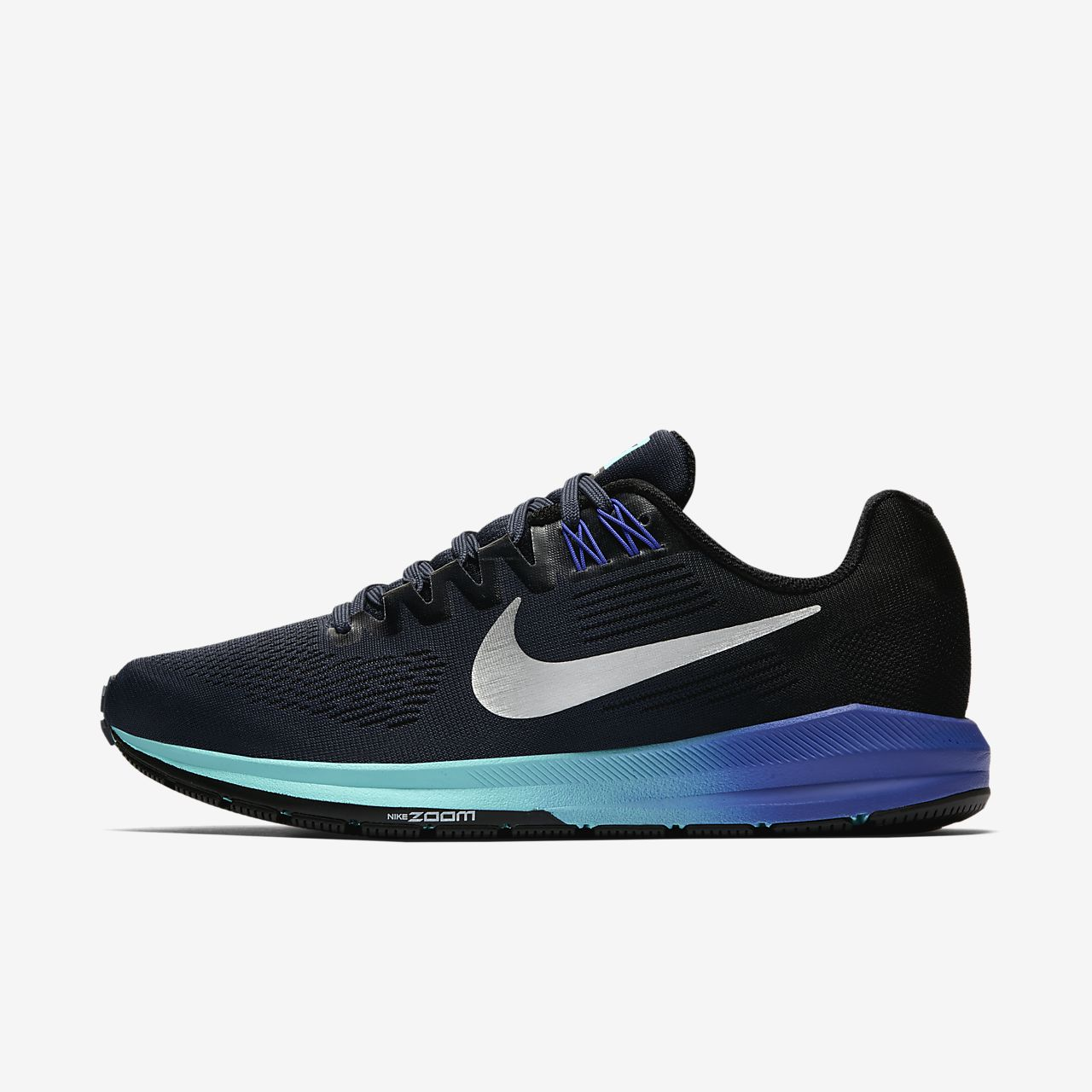 3ad8d04b18f Nike Air Zoom Structure 21 Women s Running Shoe. Nike.com SI