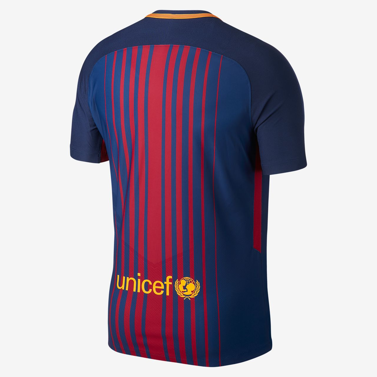 ... 2017/18 FC Barcelona Vapor Match Home Men's Football Shirt