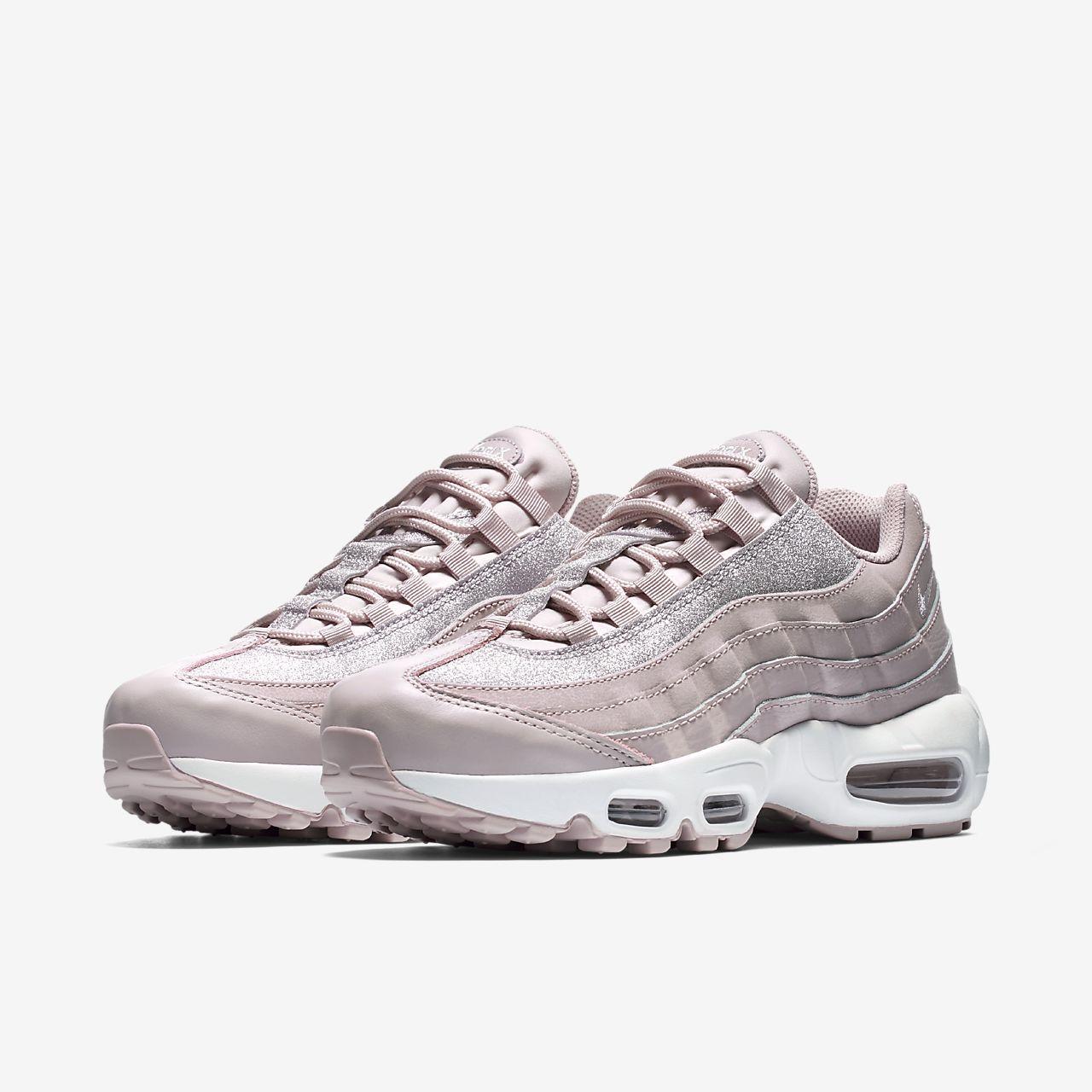 check out 50c50 580e6 ... aliexpress nike air max 95 se glitter womens shoe 88a59 cf17c