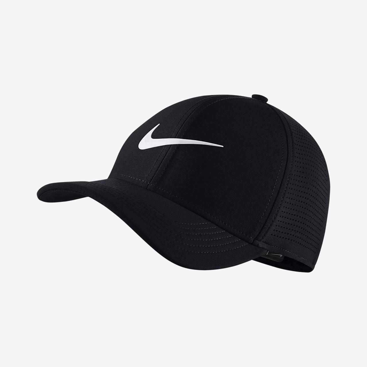 Boné de golfe ajustado Nike AeroBill Classic 99