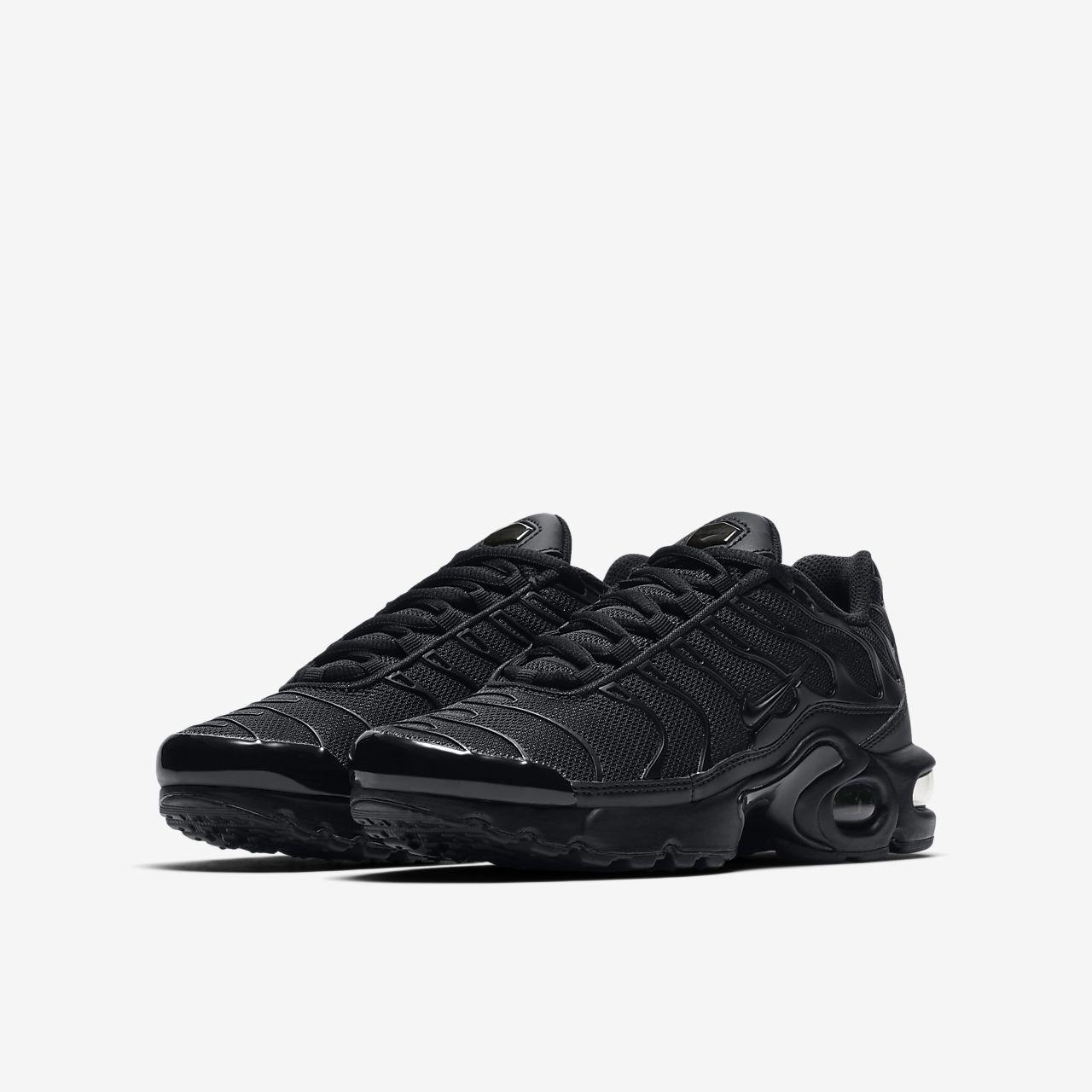 low priced 0bf7c a4547 ... Nike Air Max Plus sko til store barn