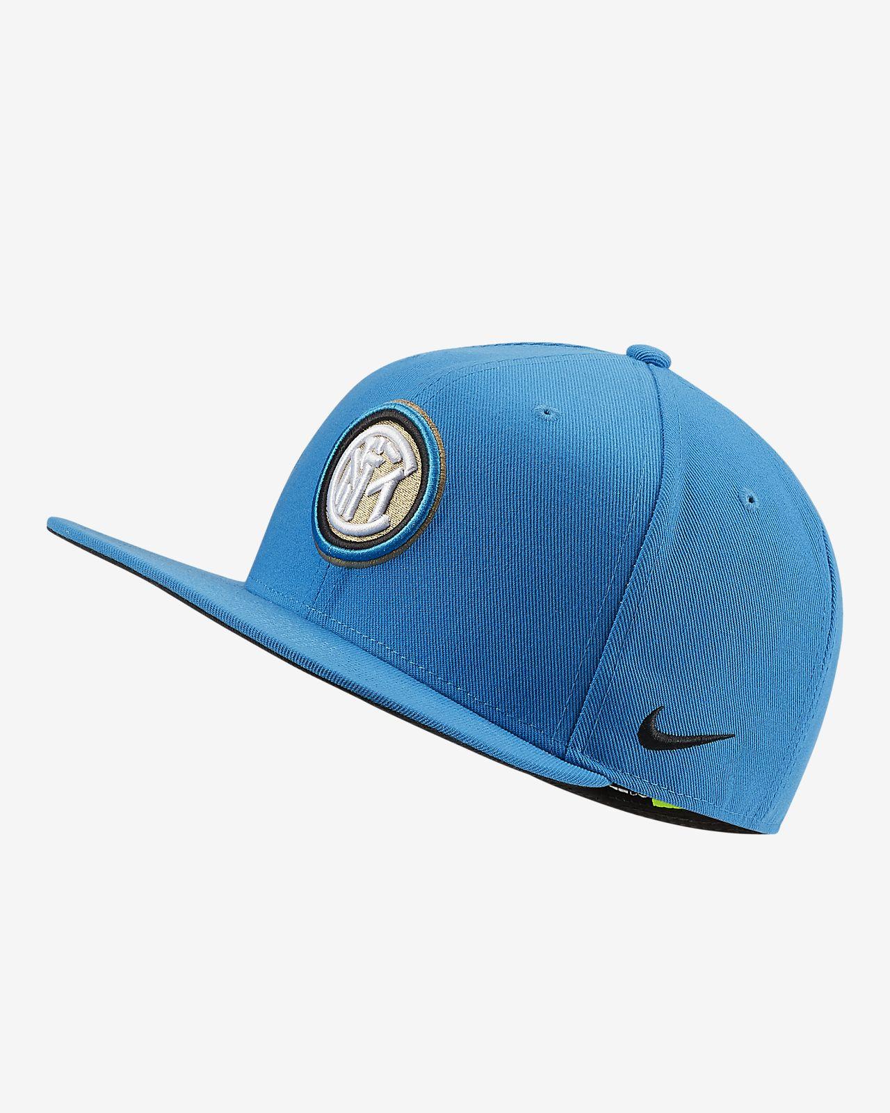 Inter Milan Ayarlanabilir Şapka