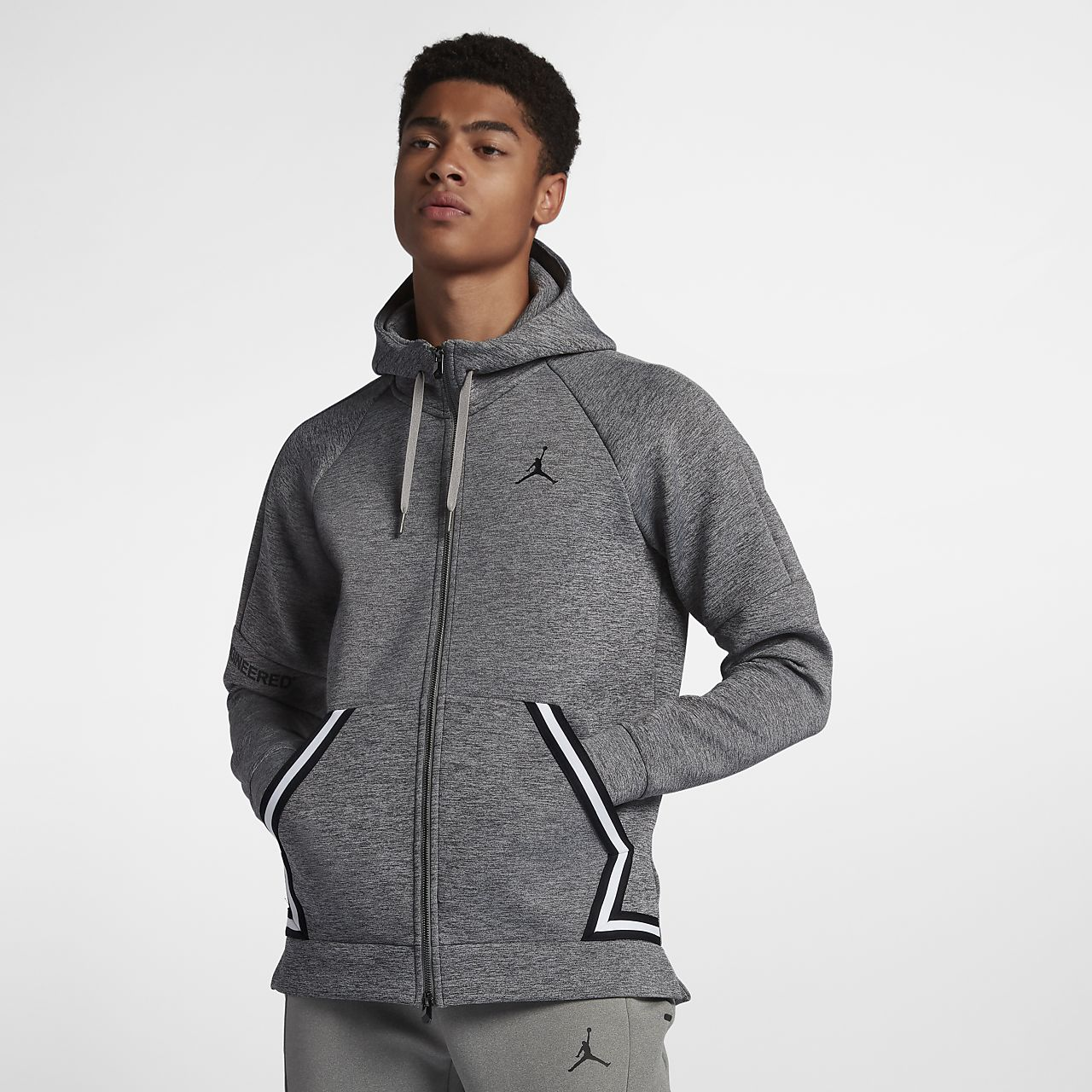 Jordan Sportswear Flight Tech Men's Full-Zip Hoodie