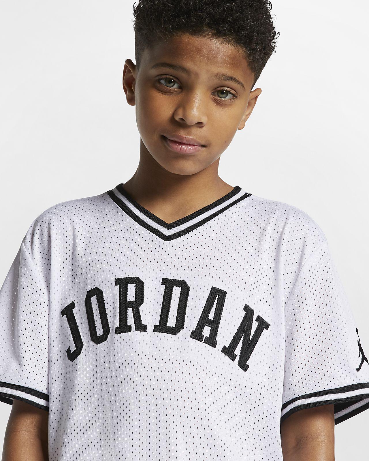 060e2a7fc0a Jordan Jumpman Air Older Kids' (Boys') Jersey. Nike.com PT