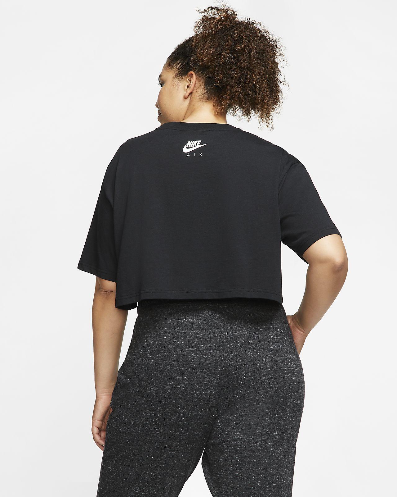 tee shirt nike air femme