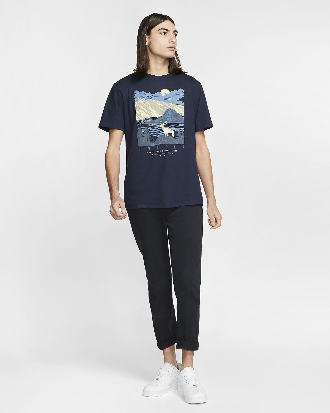 Hurley x Pendleton Crater Lake Men's T Shirt