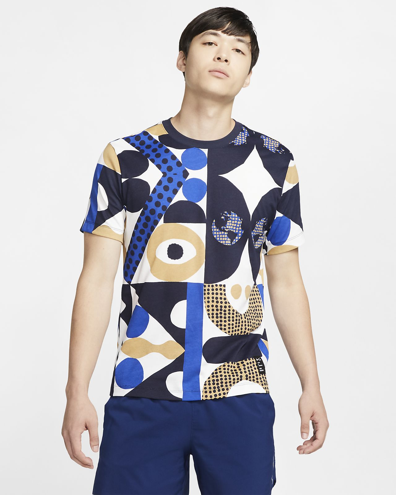 Nike Dri-FIT A.I.R. Cody Hudson Lauf-T-Shirt für Herren