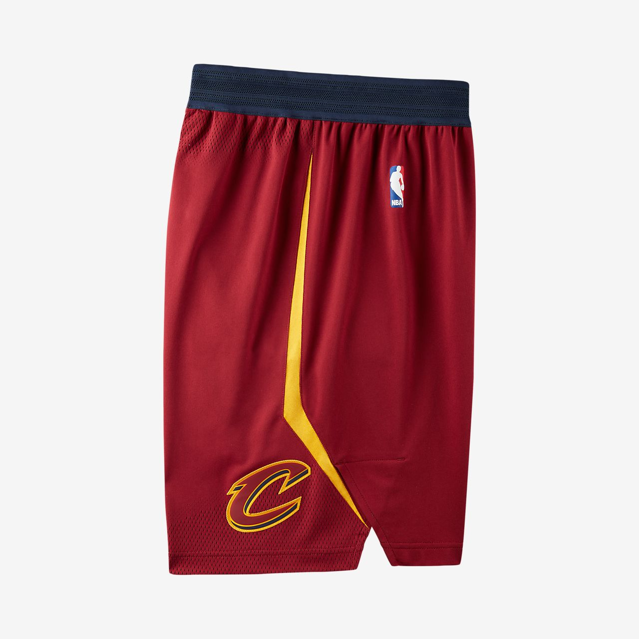 buy online c1e50 9d37d Cleveland Cavaliers Nike Icon Edition Authentic Men's NBA Shorts