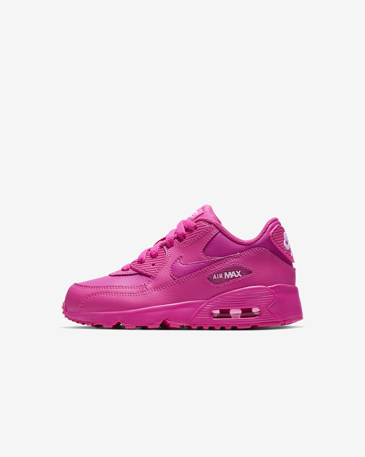 Nike Air Max 90 Leather Little Kids  Shoe. Nike.com d76e83d2b070b