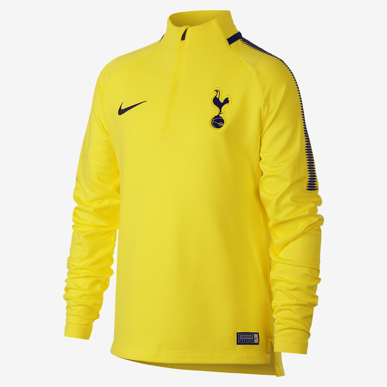 ac7f5d3fe2d0 Tottenham Hotspur Dri-FIT Squad Drill Older Kids  Football Top. Nike ...