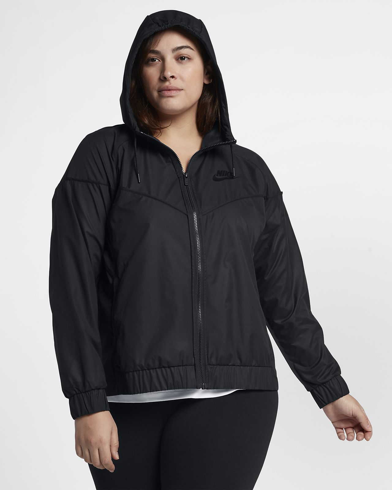 ... Nike Sportswear Windrunner (Plus Size) Women s Jacket 168f0136f