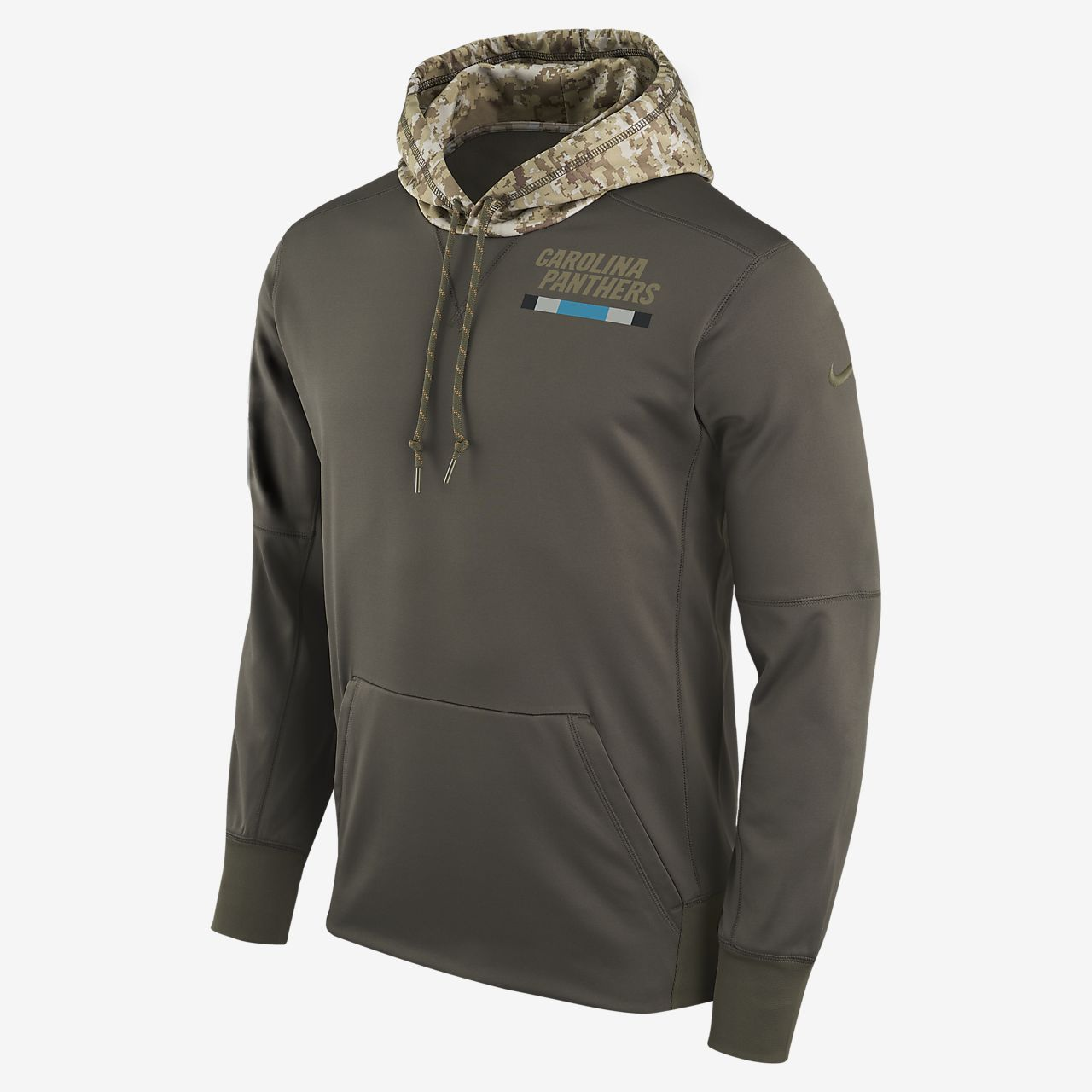 ... Nike Therma STS (NFL Panthers) Men's Hoodie