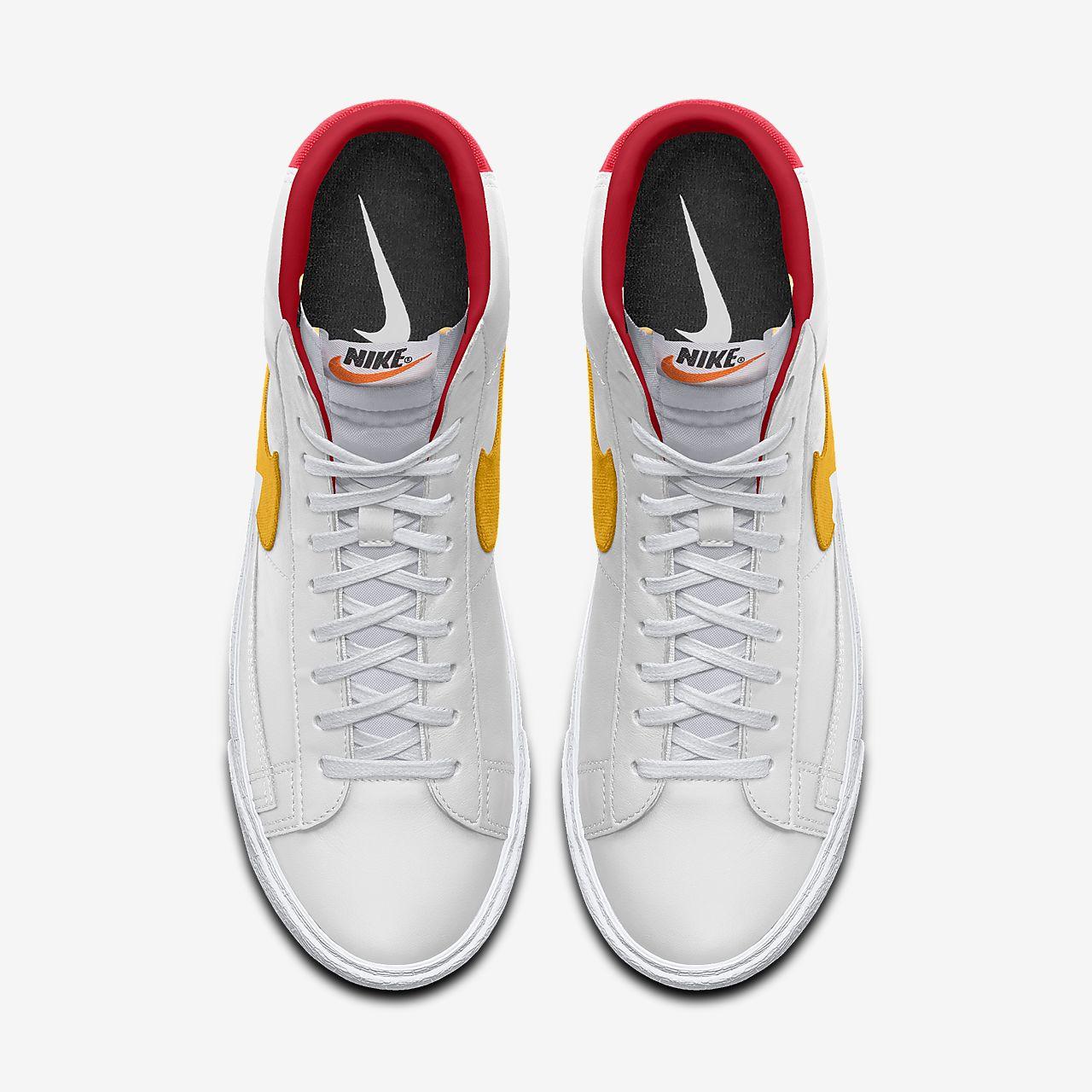 Blazer Mid By You Custom Men's Shoe. Nike CA in 2020 | Nike