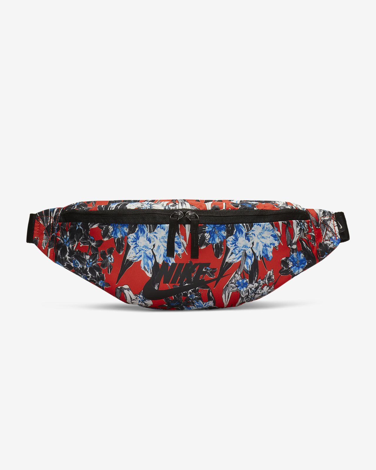Nike Heritage Floral-bæltetaske