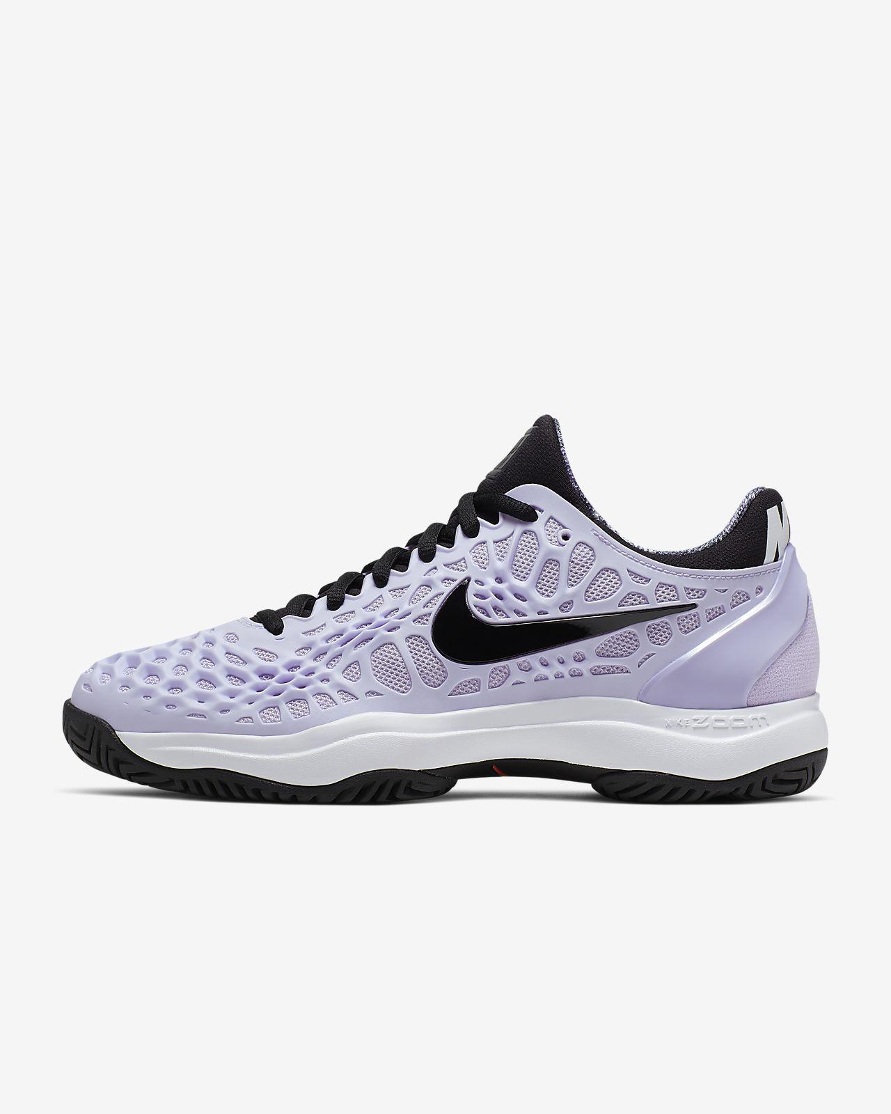 รองเท้าเทนนิสคอร์ทปูนผู้หญิง NikeCourt Zoom Cage 3