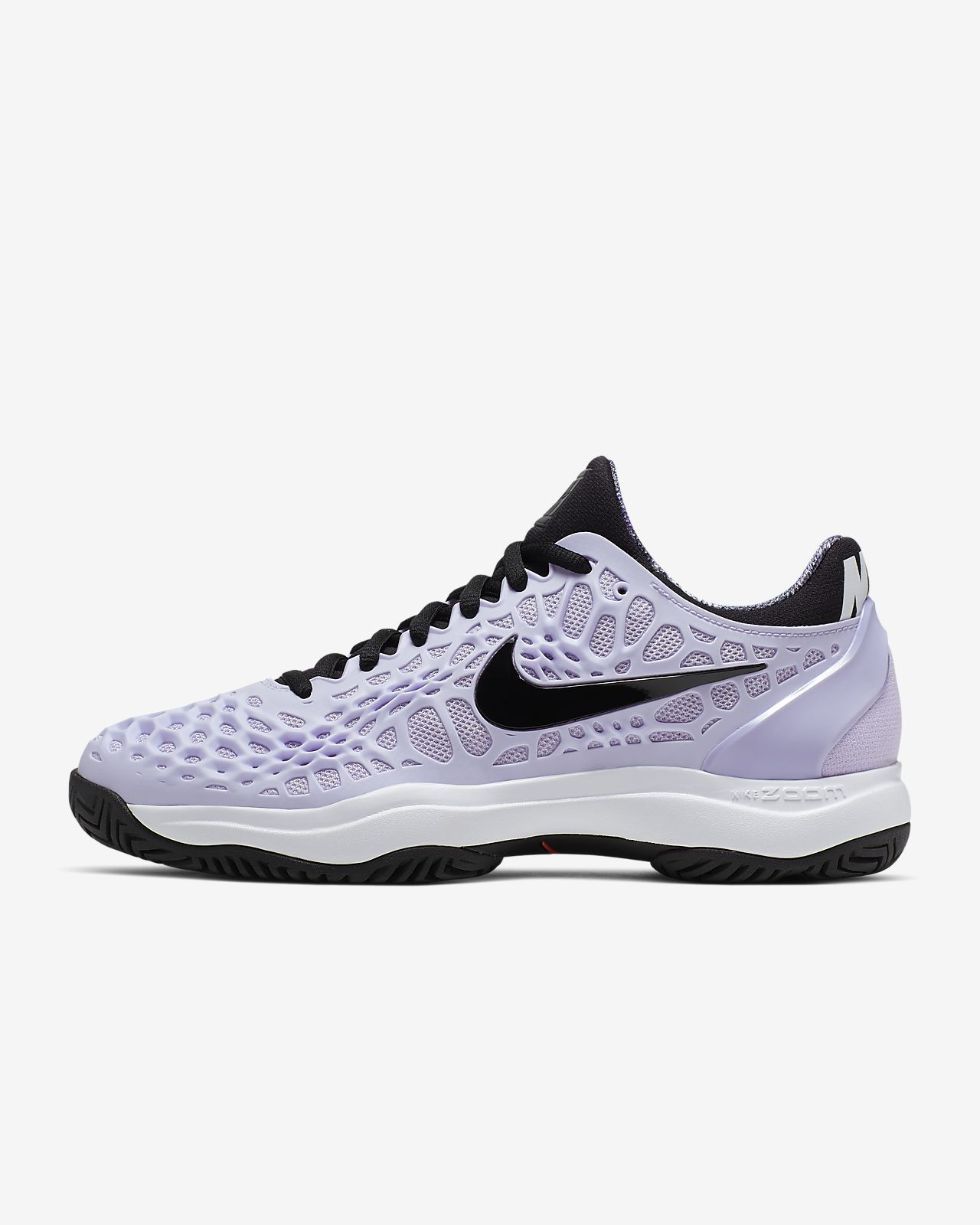 NikeCourt Zoom Cage 3 女款硬地球場網球鞋