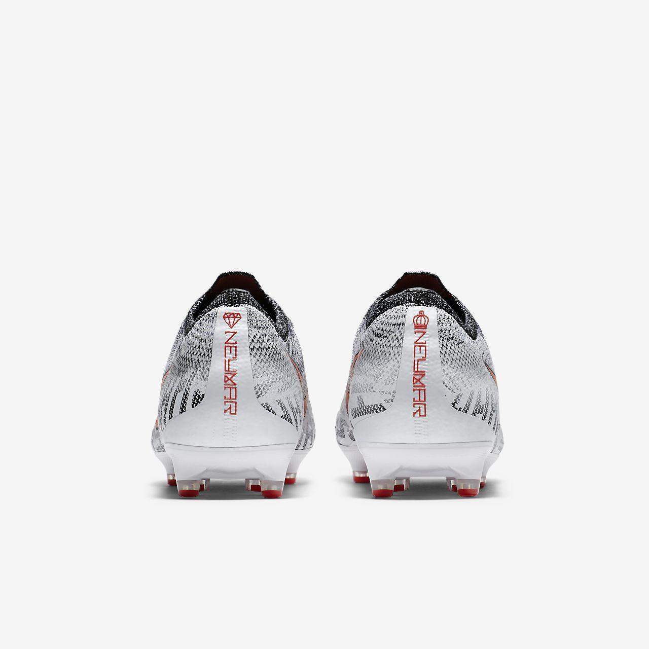 09c770cde ... Chaussure de football à crampons pour terrain synthétique Nike  Mercurial Vapor 360 Elite Neymar Jr AG