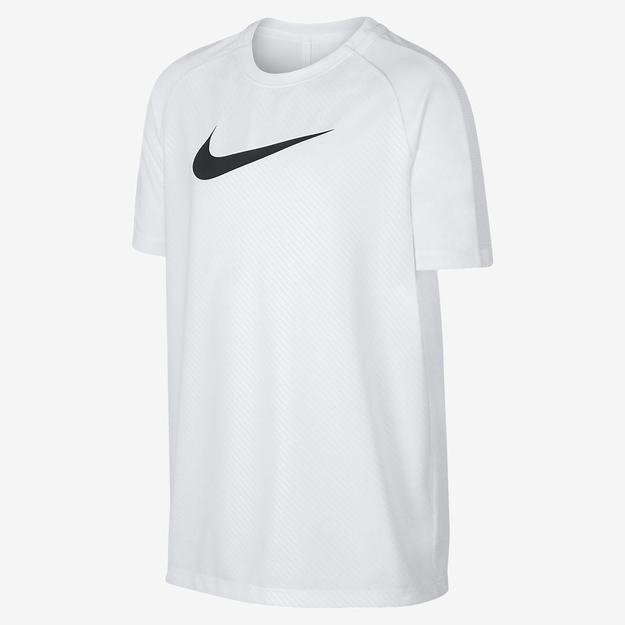 เสื้อฟุตบอลแขนสั้นเด็กโต Nike Dri-FIT Academy