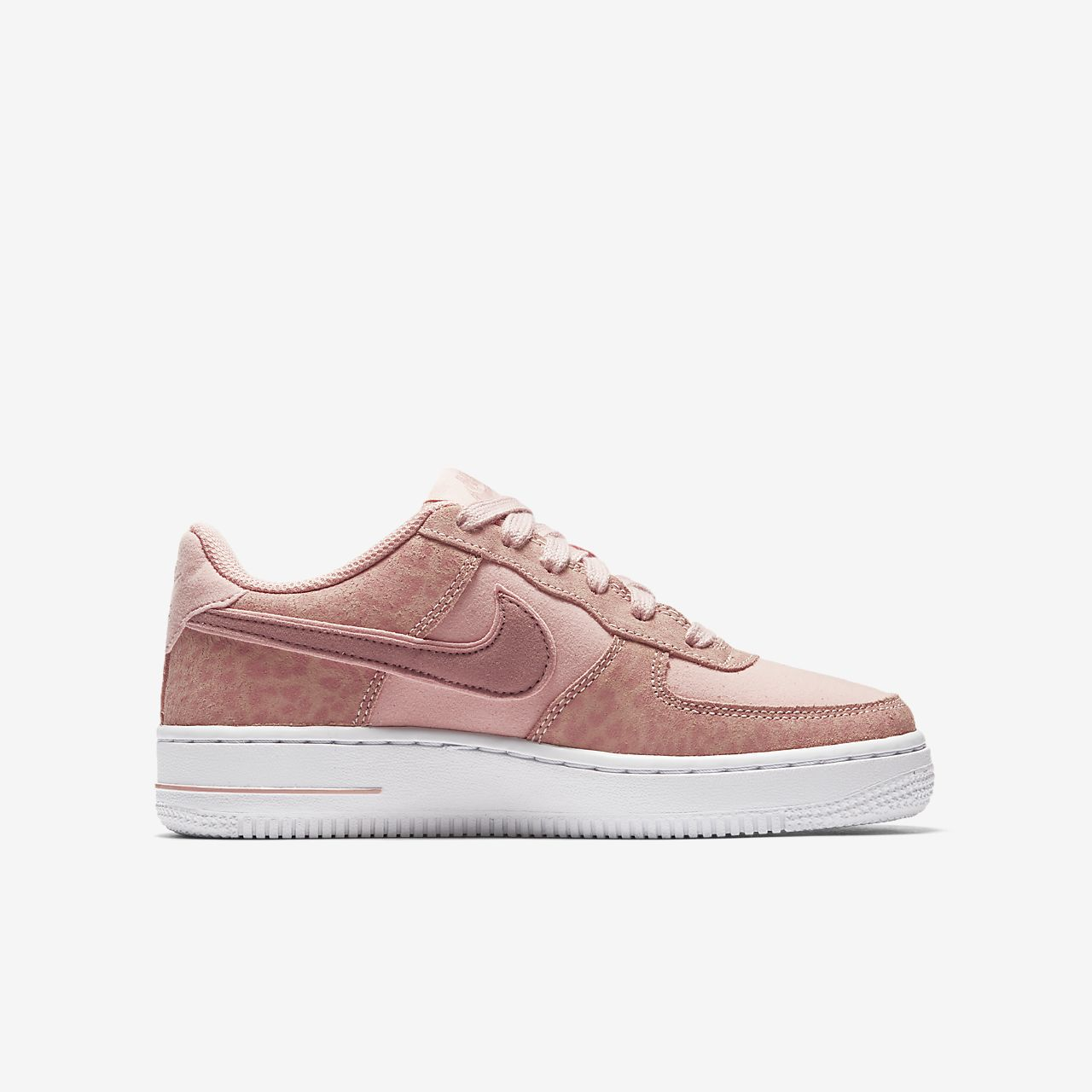 Nike SportswearFORCE 1 - Trainers - crimson tint/white/sail F652l51jw