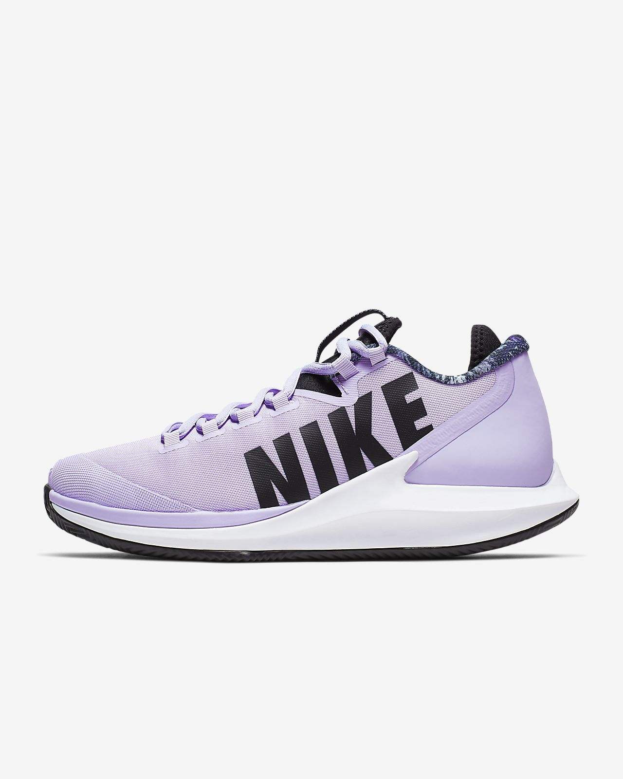 NikeCourt Air Zoom Vapor X Zapatillas de tenis para tierra batida Mujer