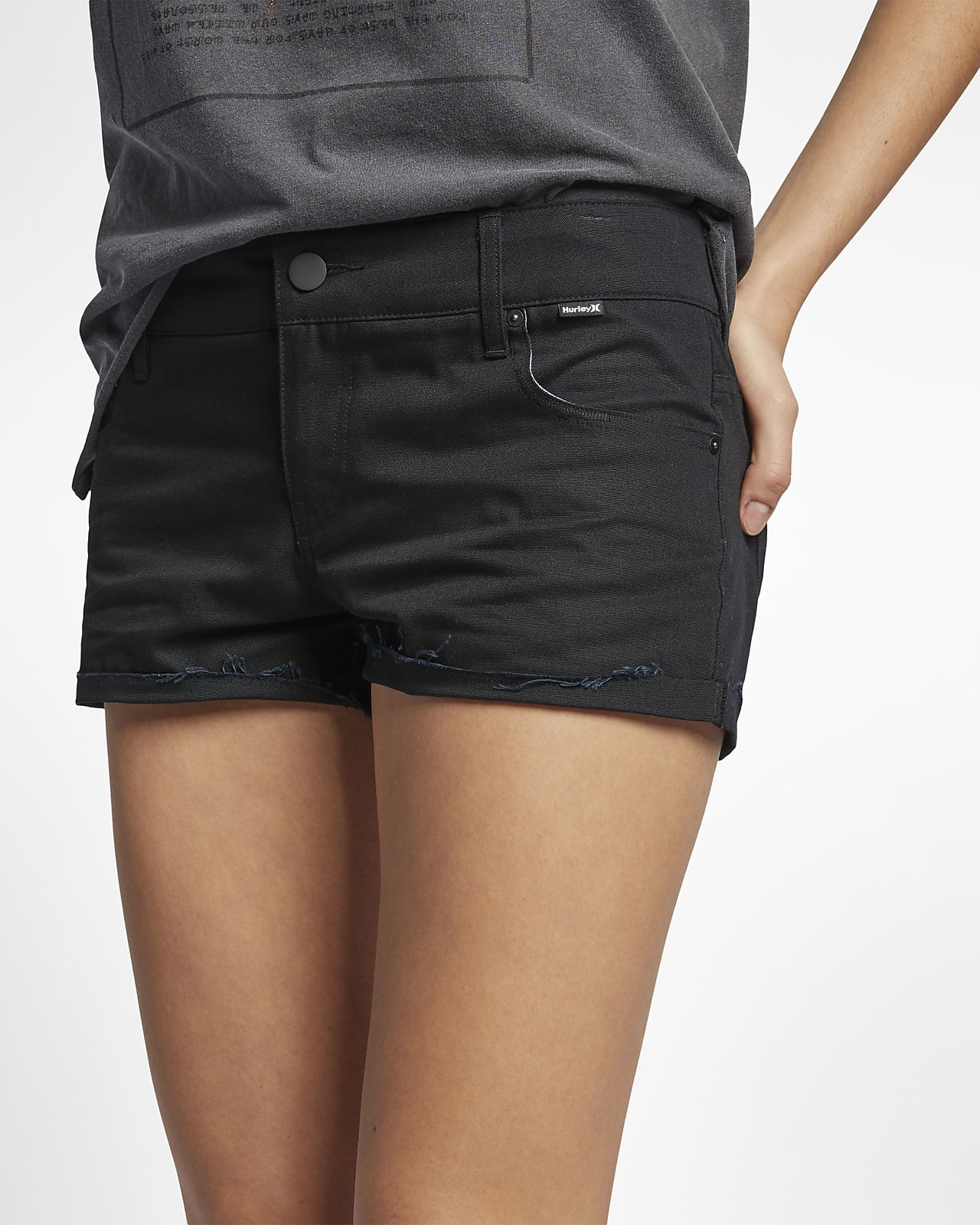 Hurley Lowrider 5-Pocket Women's Walkshorts