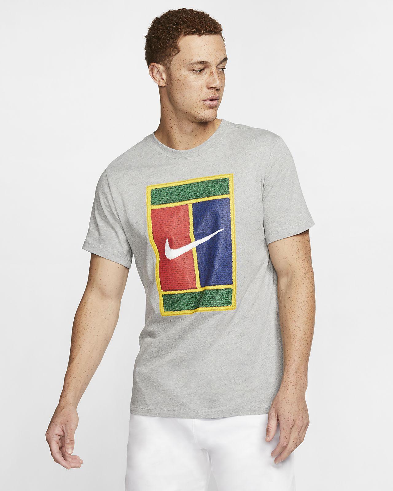 NikeCourt Men's Tennis T Shirt
