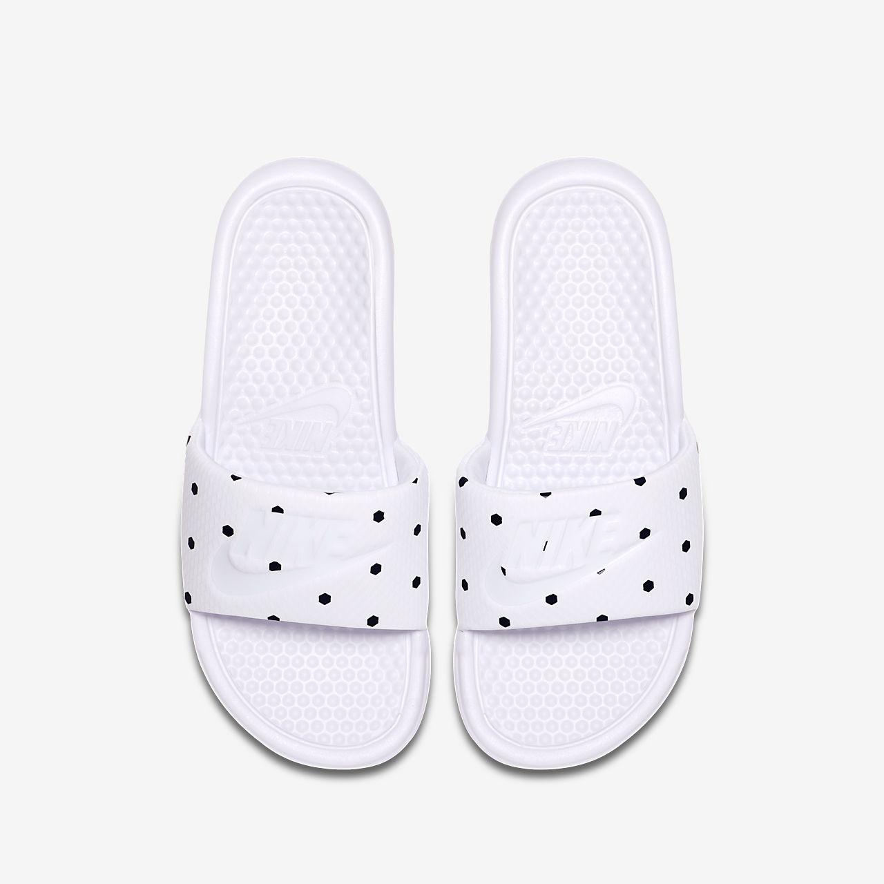 Nike Benassi Unité Totale-badesandal til kvinder