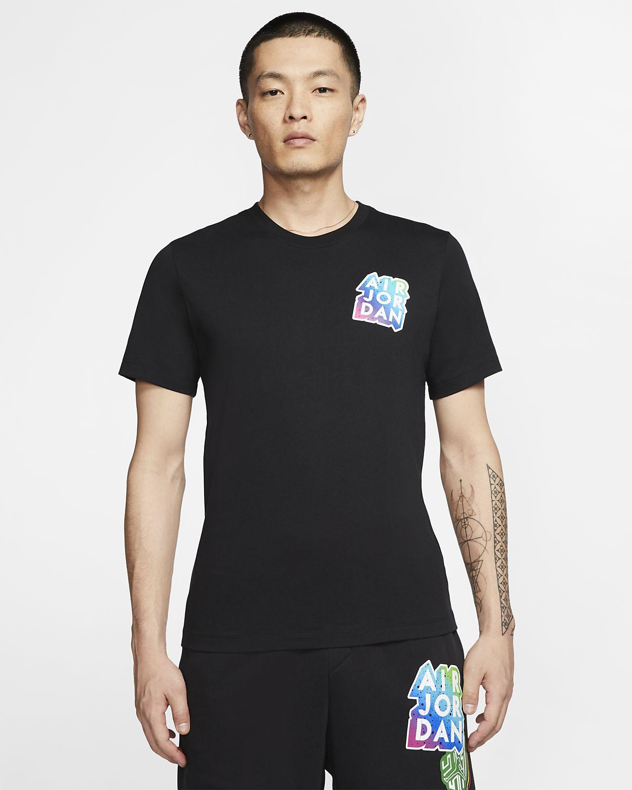 Jordan Brand Sticker 男款 T 恤