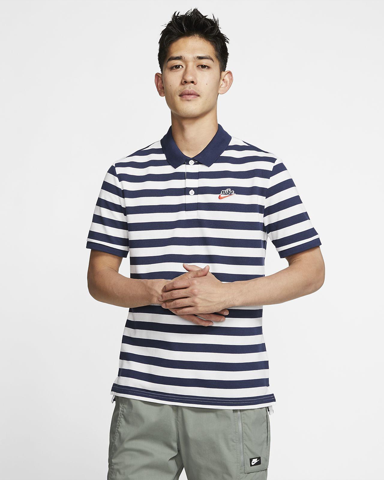 Ανδρική πικέ μπλούζα πόλο Nike Sportswear