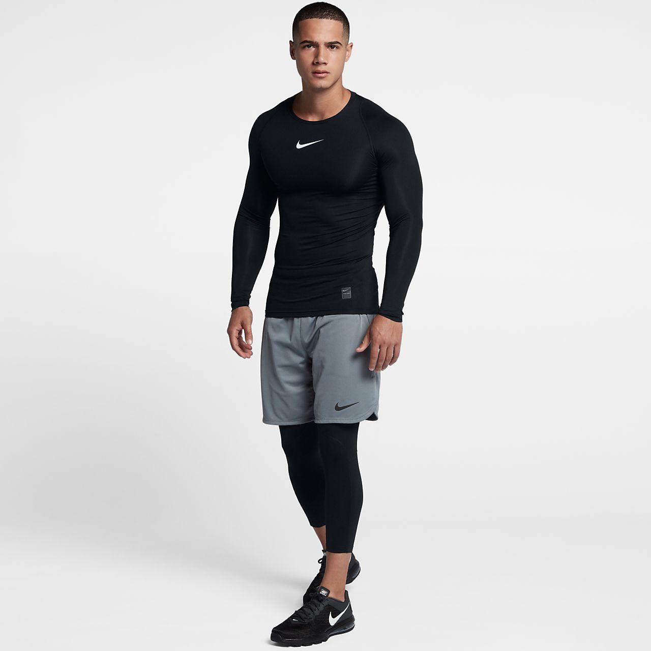newest f76e8 3e2ec ... Collant de training 3 4 Nike Pro pour Homme