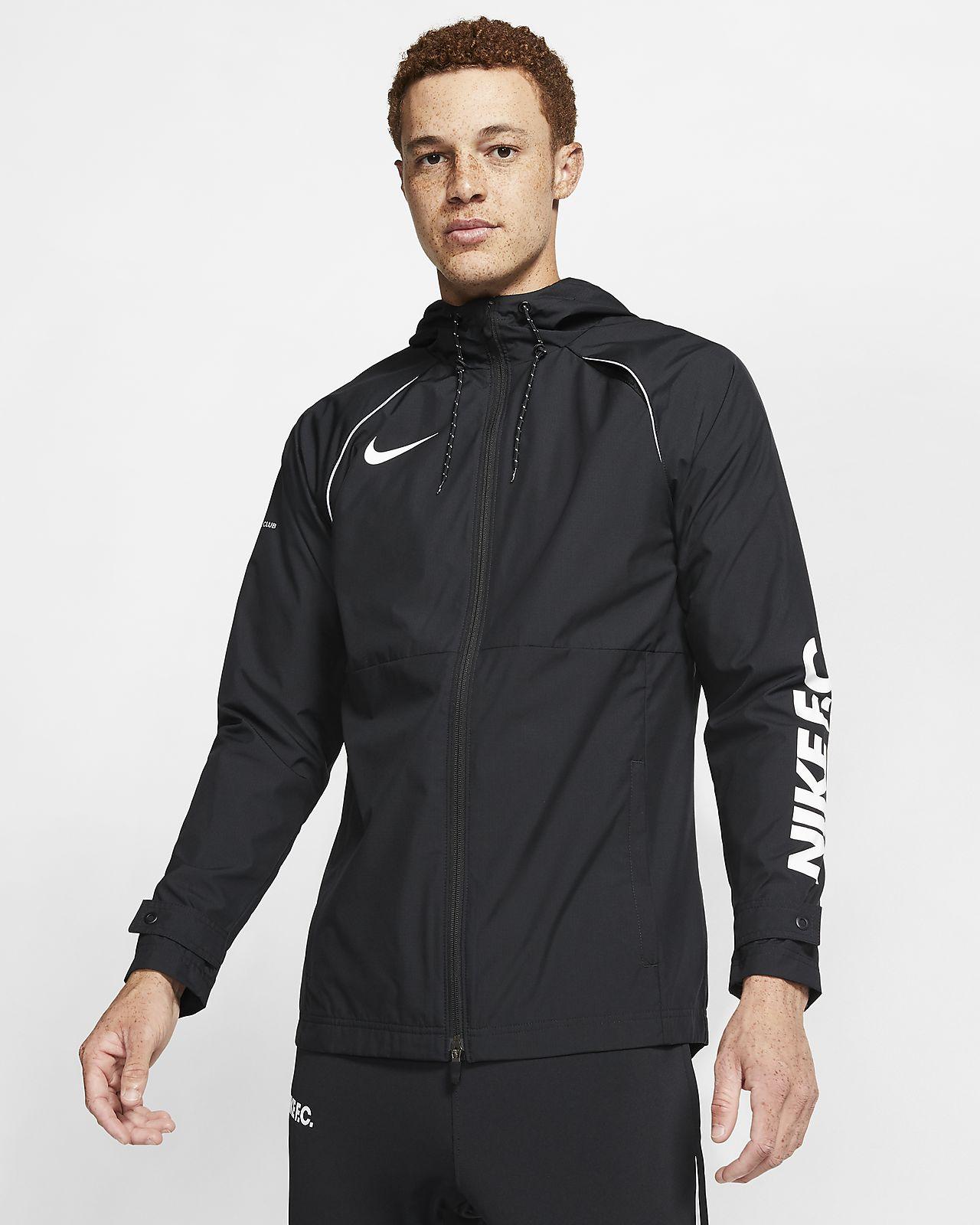 Veste de football Nike F.C. All Weather Fan pour Homme