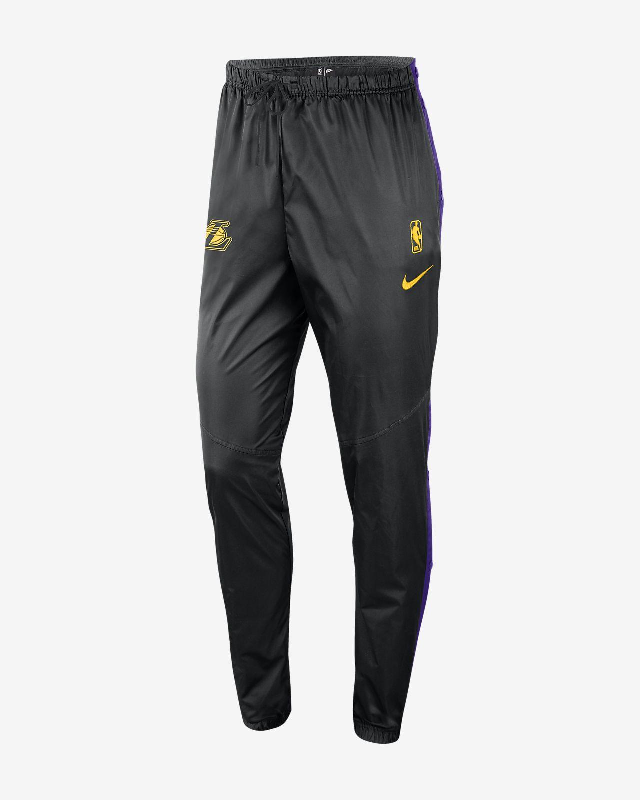 Pantalones de la NBA para mujer Los Angeles Lakers Nike
