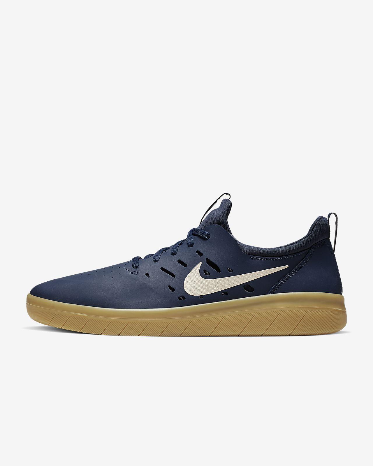 Nike SB Nyjah Free Skate Shoe. Nike.com