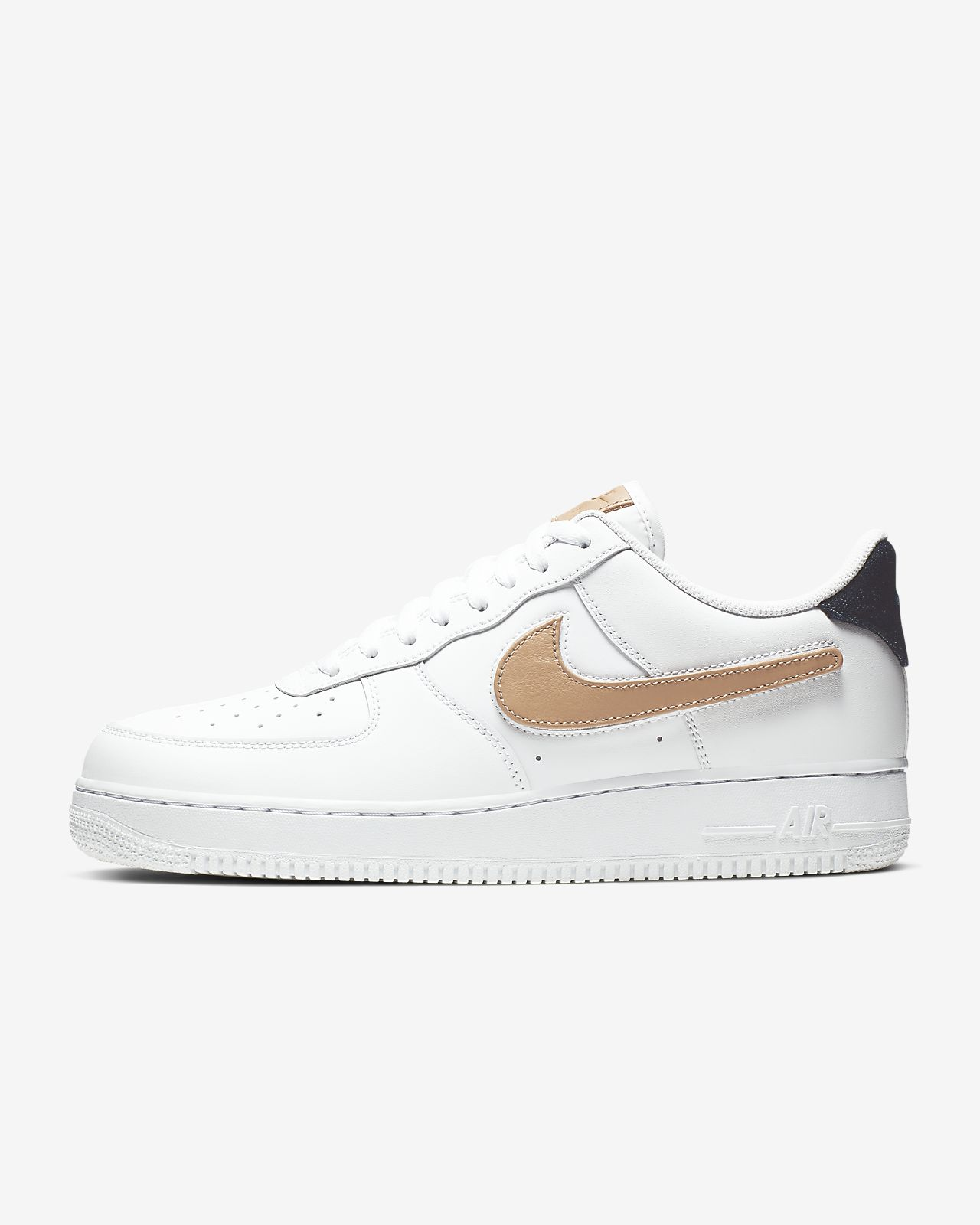 Nike Air Force 1 '07 LV8 3 (avtakbar Swoosh) herresko