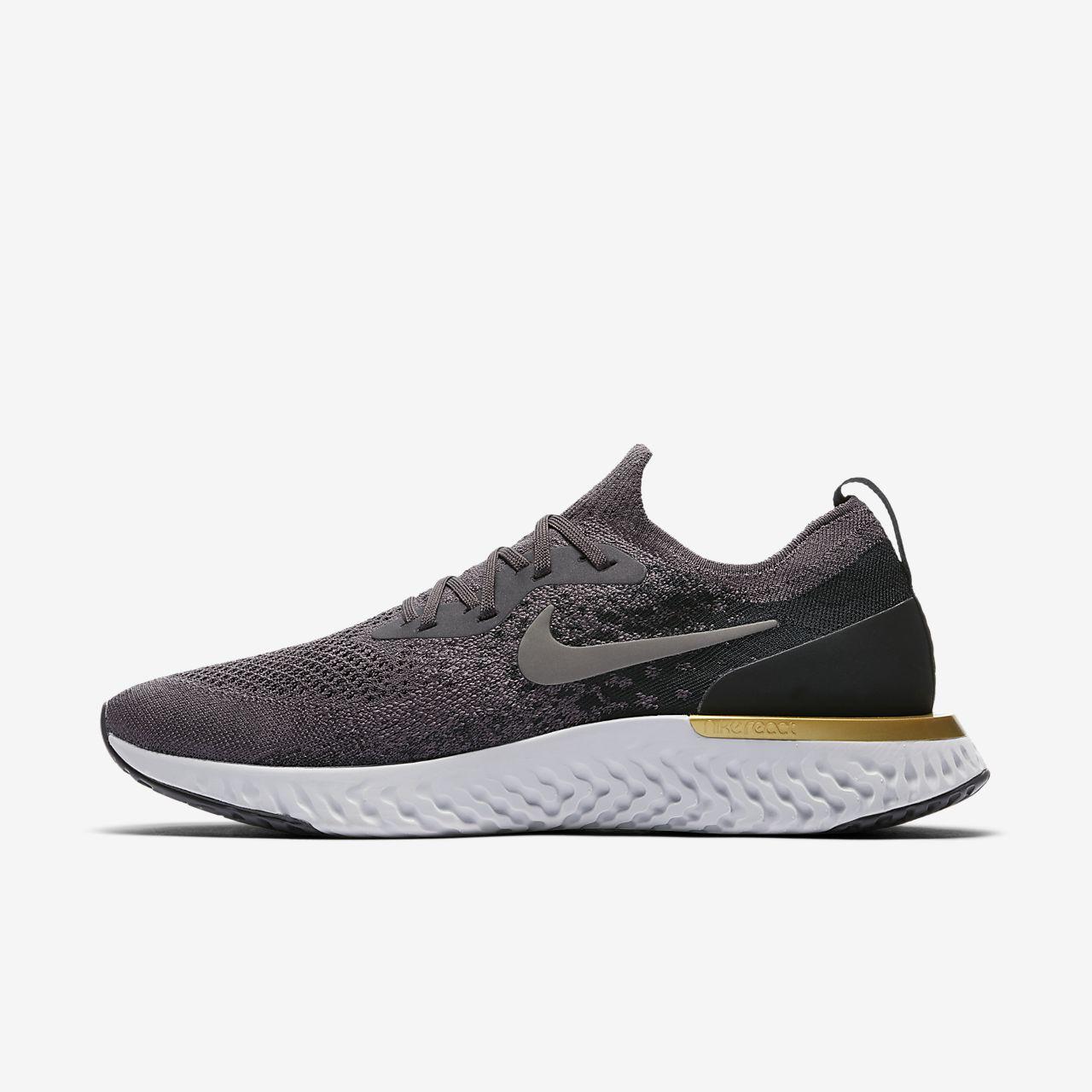 b494c72bd515 Nike Epic React Flyknit 1 Men s Running Shoe. Nike.com