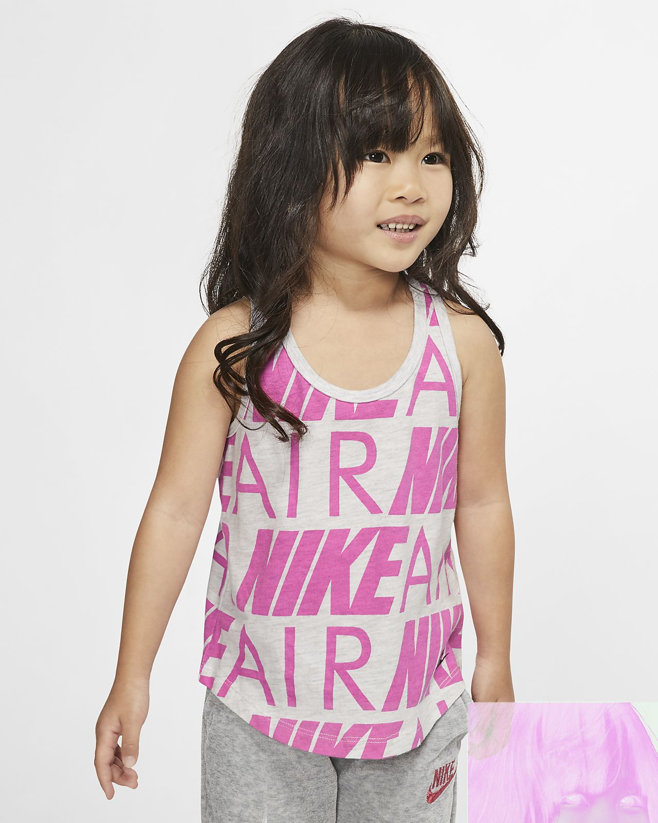 Nike Air 婴童无袖上衣