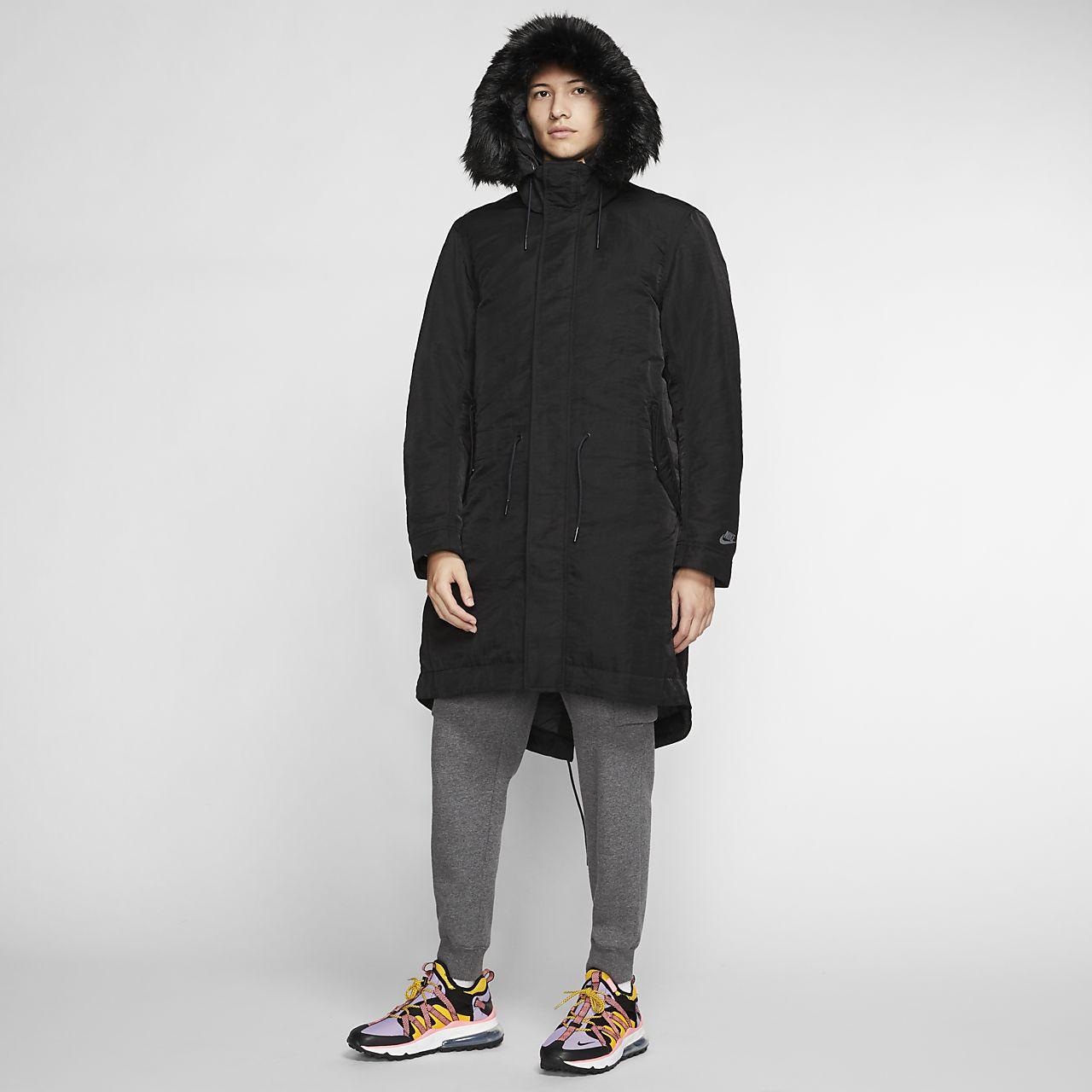 Nike Sportswear Down Fill 男子连帽外套