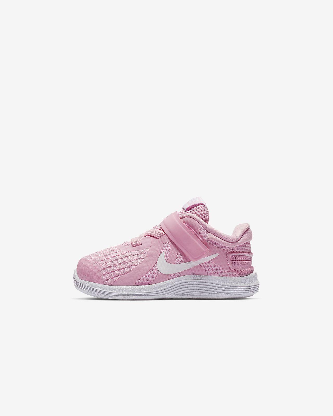 on sale dc343 5ea6a ... Sko Nike Revolution 4 FlyEase för baby små barn