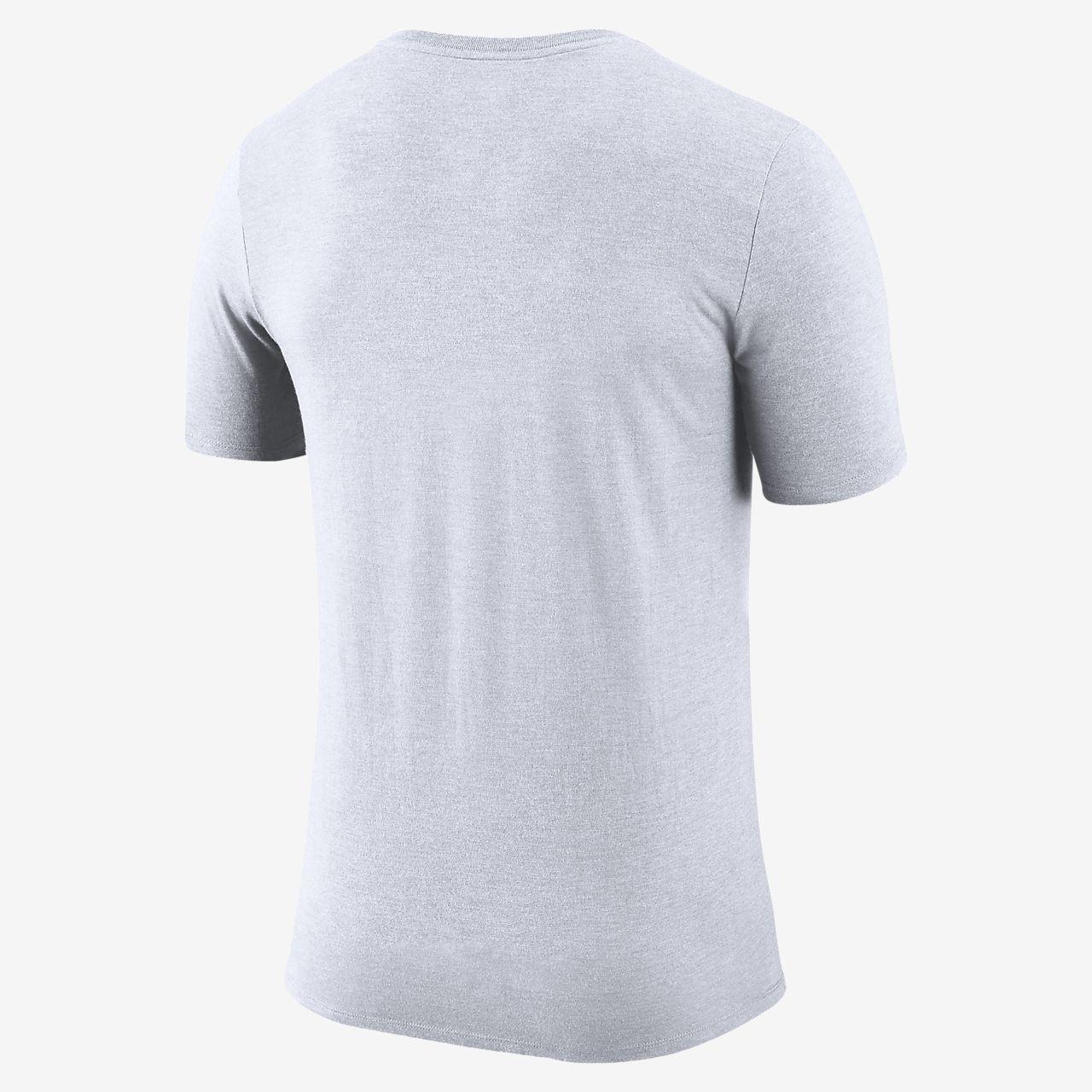 Rockets City Edition Logo Nike Dri FIT NBA T shirt til mænd