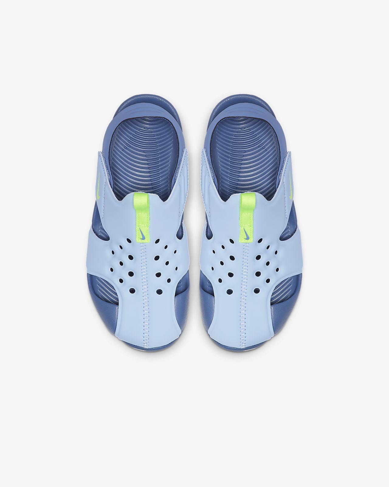 760b43732 Sandalia Nike Sunray Protect 2 para niños pequeños. Nike.com MX