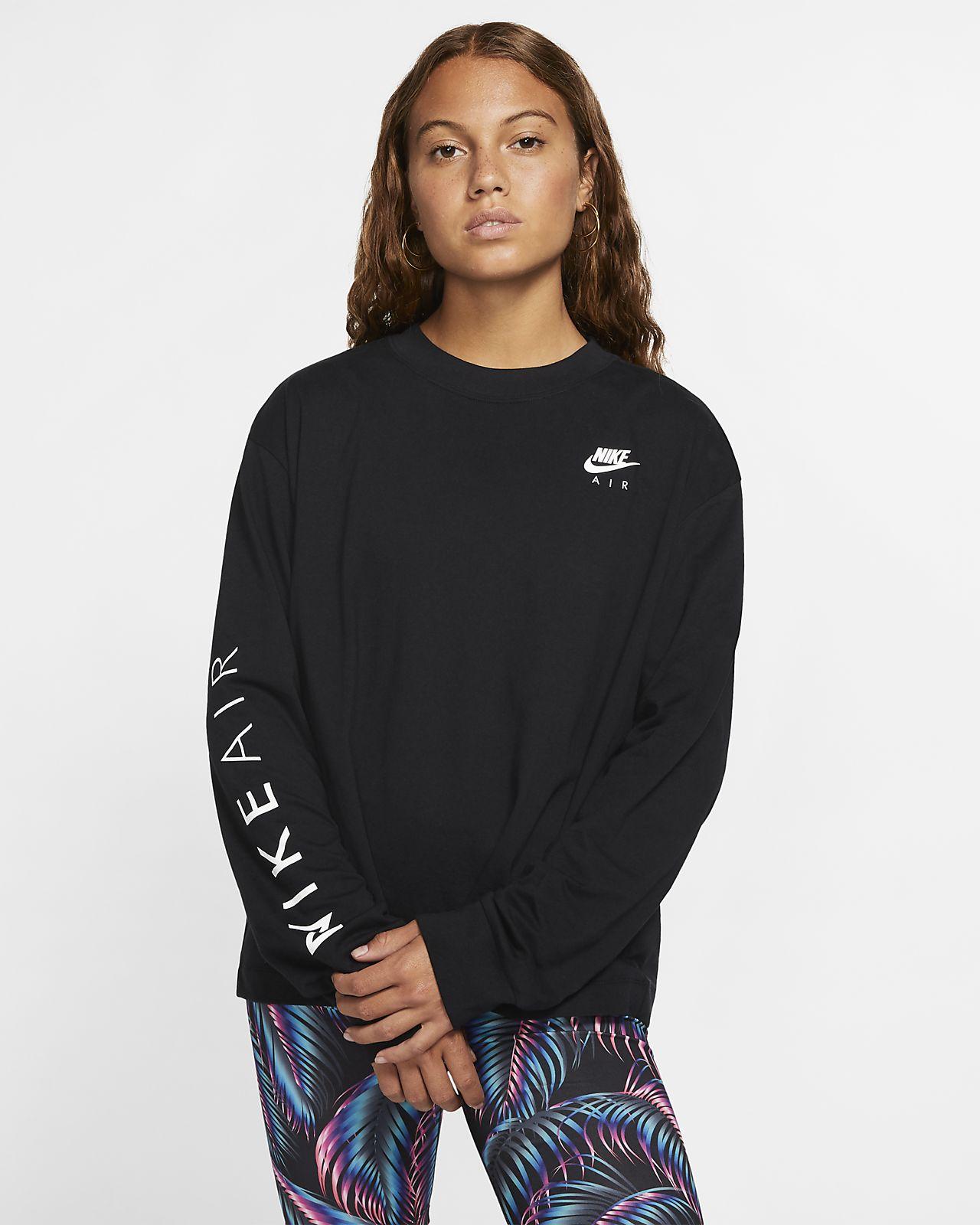 Nike Air langermet overdel til dame