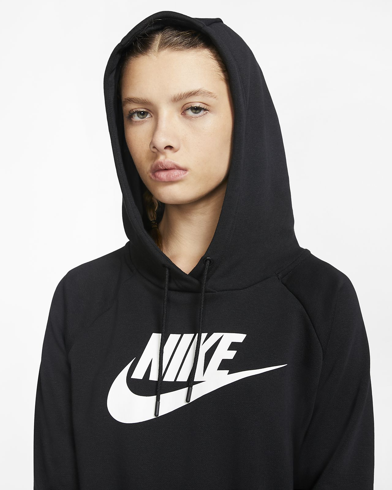 new release exclusive shoes hot-selling genuine Nike Sportswear Essential Women's Cropped Hoodie