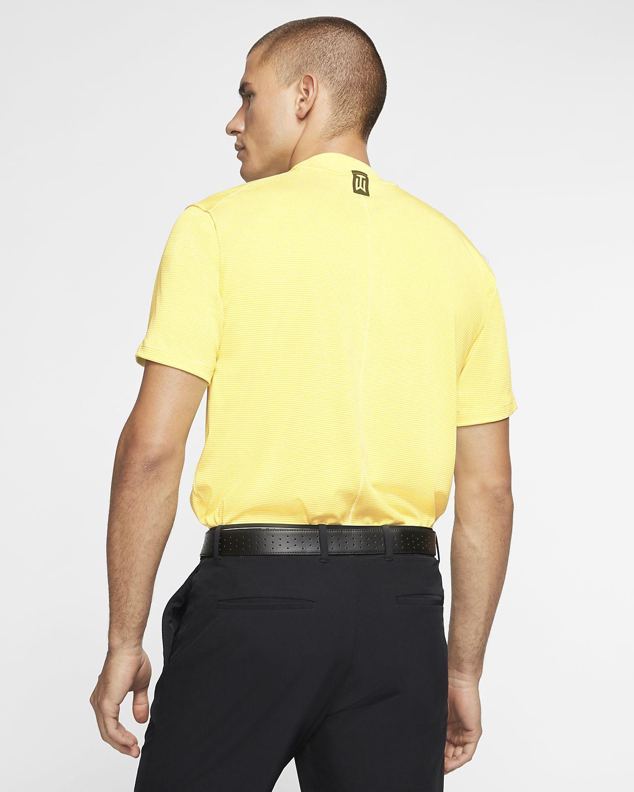 ff1b42ee324a5 Nike Dri-FIT Tiger Woods Vapor Men's Mock-Neck Golf Top. Nike.com